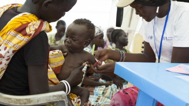 Peace Dividend and the Millenium Development Goals in South Sudan