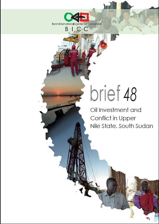 Oil investment and conflict in Upper Nile State, South Sudan