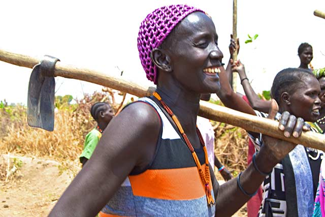 Land Tenure in South Sudan   Does it promote climate change resilience