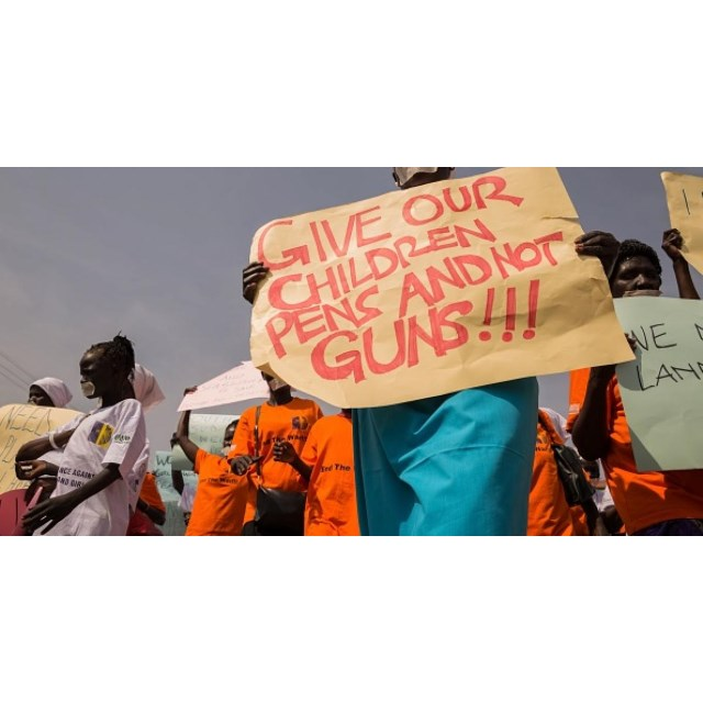The social impact and effects of conflict on the development of South Sudan