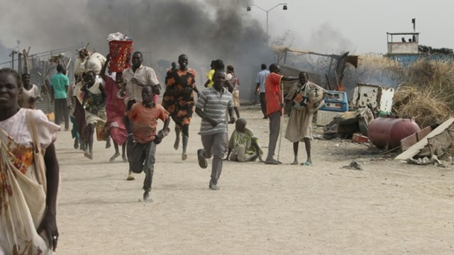 Urbanisation and Violence: A Post-Conflict State of Affairs