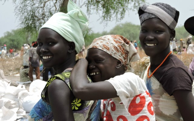 Customary Law and Land Rights in South Sudan, 2012