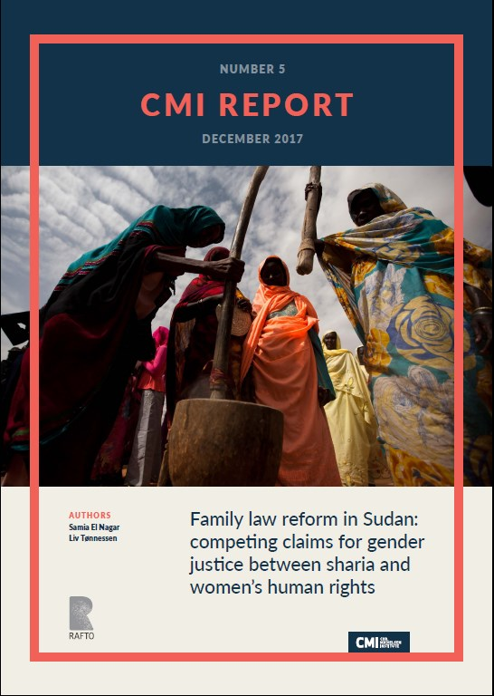 Family Law Reform in Sudan - Competing Claims for Gender Justice between Sharia and Women's Human Rights