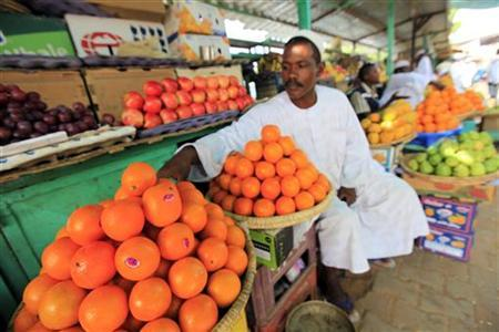 Agricultural efficiency gains and trade liberalization in Sudan