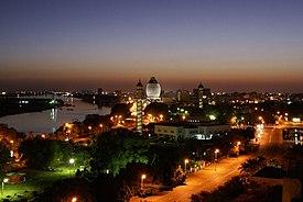 City limits: Urbanization and Vulnerability in Sudan: Khartoum Case Study