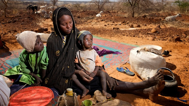 Mechanism of poverty incident in agricultural sector of Sudan