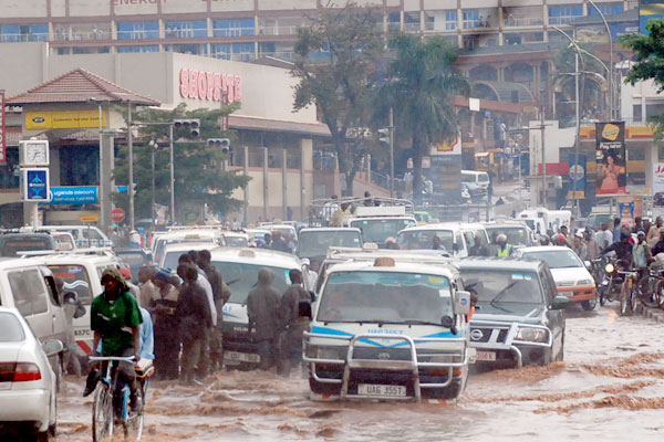Linking environmental assessment and rapid urbanization in Kampala City