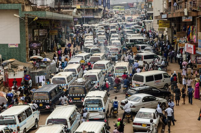 Land Use and TRansport Planning in the Greater Kampala, Uganda