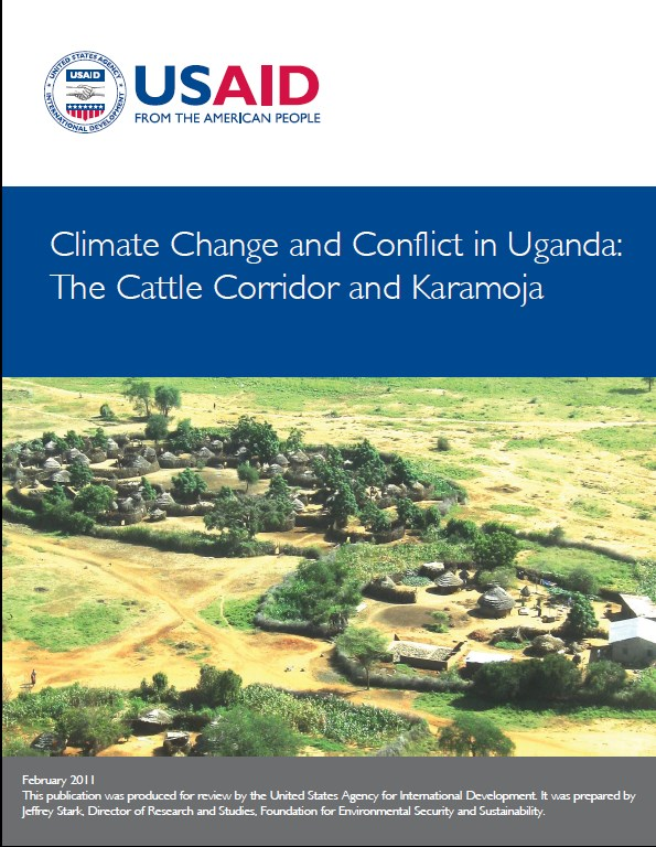 Climate Change and Conflict in Uganda: The Cattle Corridor and Karamoja