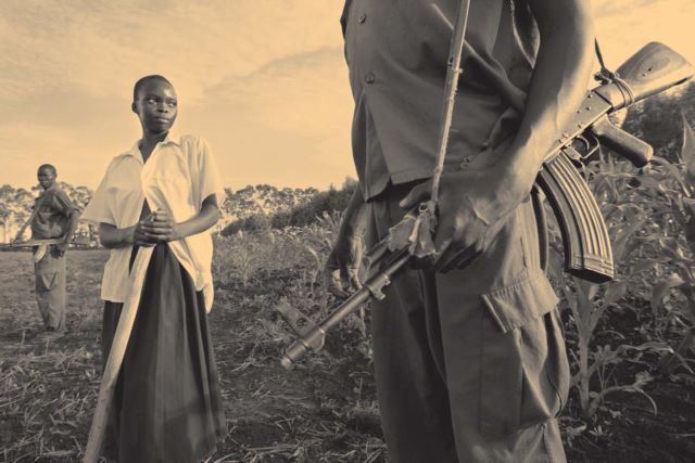 Aid and Conflict in Uganda