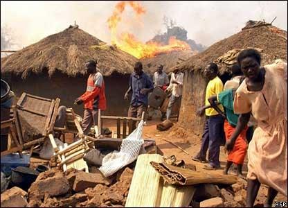 Country situation analysis uganda 2011