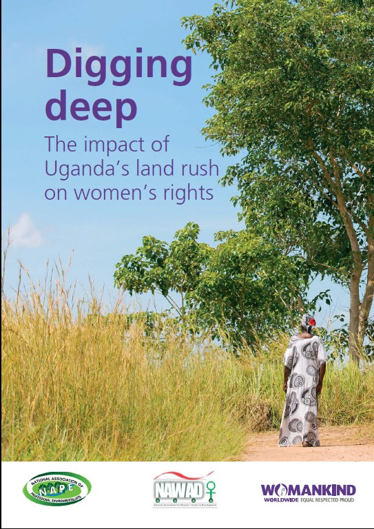 Digging deep  the impact of uganda's land rush on women's rights