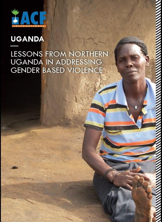 Lessons from northern Uganda in Addressing Gender Based Violence
