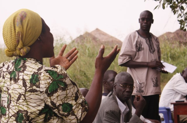 Building a Strong Participation of Women in Land Mediation & Conflict Resolution in the Great Lakes