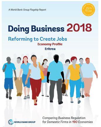 Eritrea Economy Profile Doing Business 2018