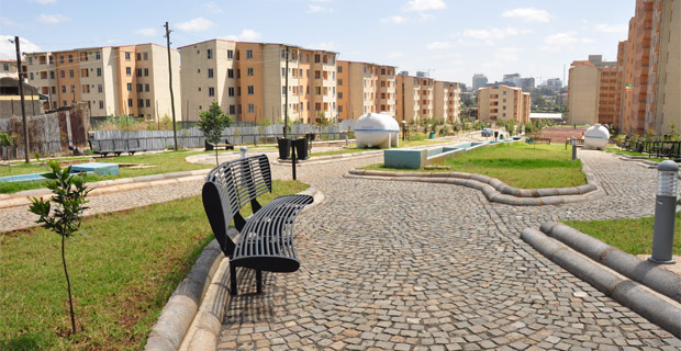 Environmental challenges of urbanization  A case study for open green space management