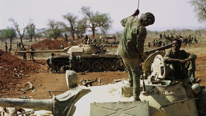Ethiopia  Conflict Profile 2010
