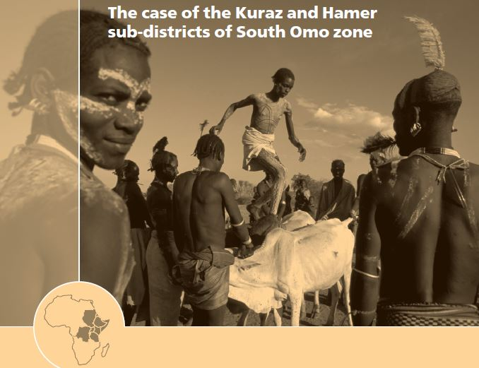 Addressing pastoralist conflict in Ethiopia  The case of the Kuraz and Hamer sub districts of South Omo zone