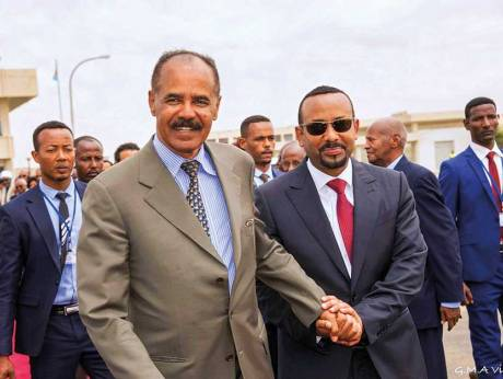 Ethiopia and Eritrea  The Quest for Peace and Normalizations