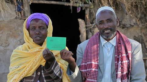 Demand for seconf stage land certification in Ethiopia   evidence from household panel data