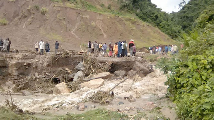 Causes & Reasons of Land Sliding in Laga Gaba Highland Area, Gimbi Town, West Wollega Zone, Ethiopia
