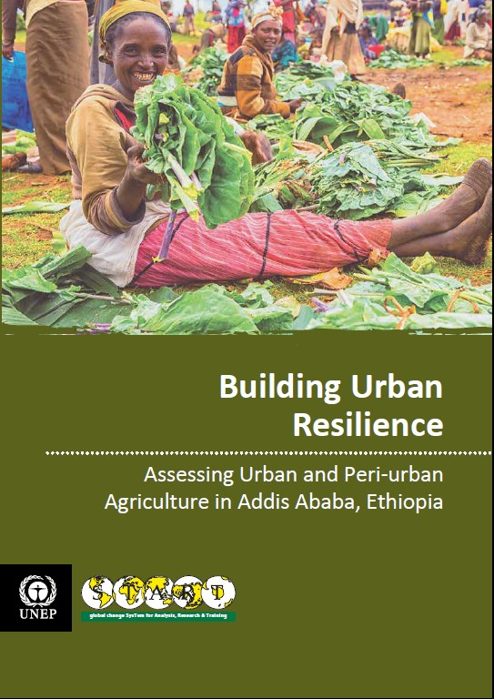 Building Urban Resilience  Assessing Urban and Peri urban Agriculture in Addis Ababa, Ethiopia