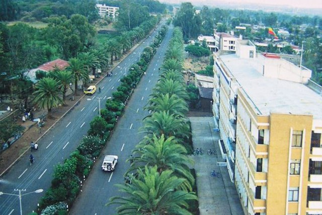 Analysis of Urban Land Use and Land Cover Changes  A Case Study in Bahir Dar, Ethiopia