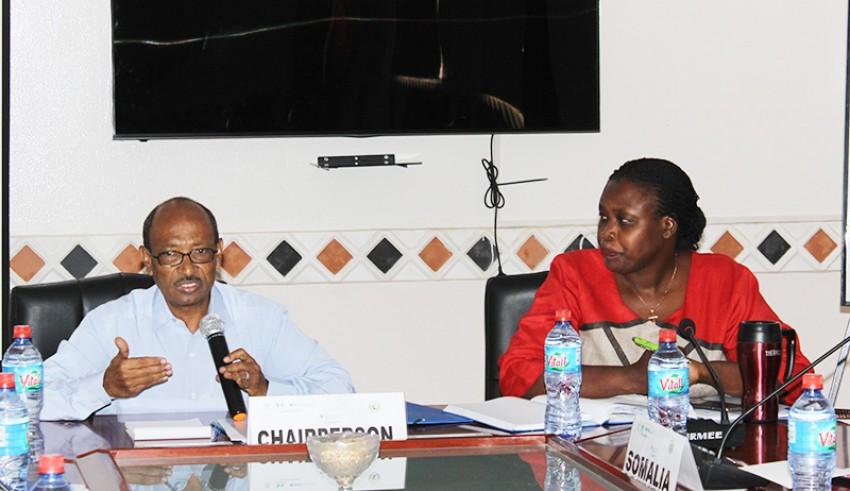 The IGAD Regional Multi-Stakeholder Platform: Roadmap